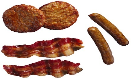 Red and processed meats