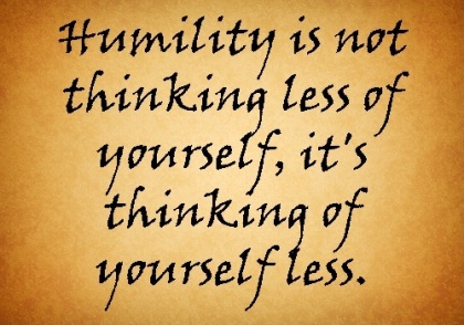 Image result for image of humility