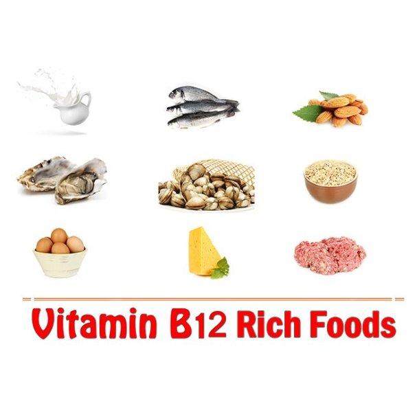 Vitamin-B12-Rich-Foods