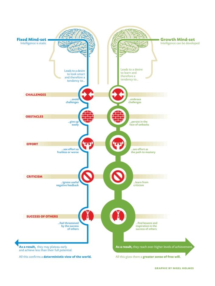 mindset growth fixed
