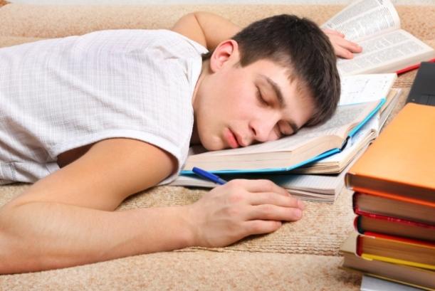 sleeping-teenager