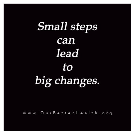 small-steps-can-lead-to-big-changes