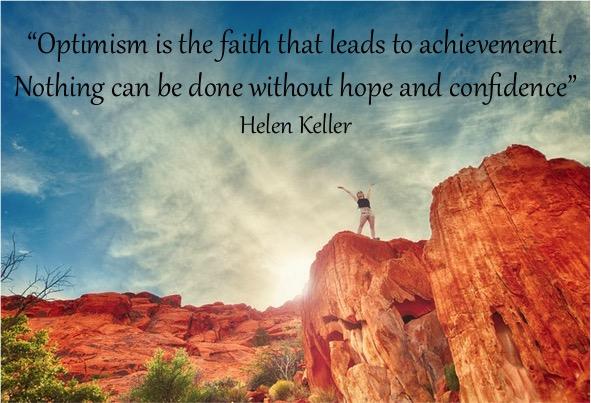 optimism-equals-success