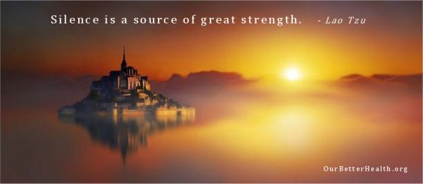 silence strength