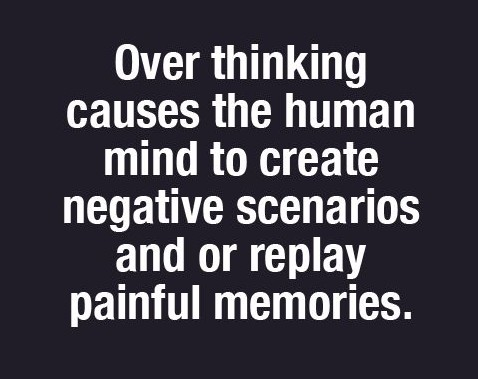How to stop your mind from overthinking